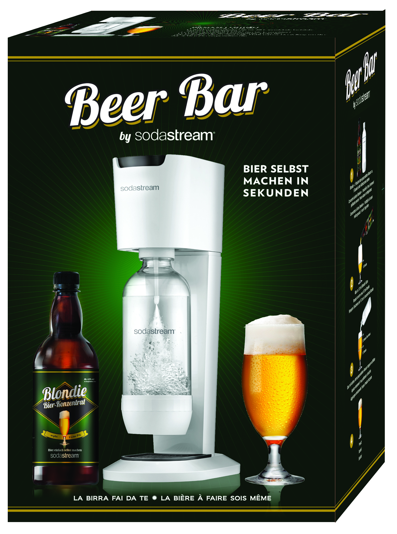 SodaStream Beer Pack
